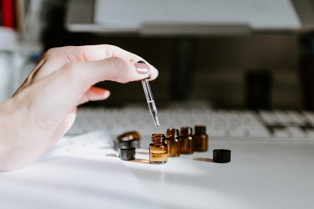 Different types of CBD oil